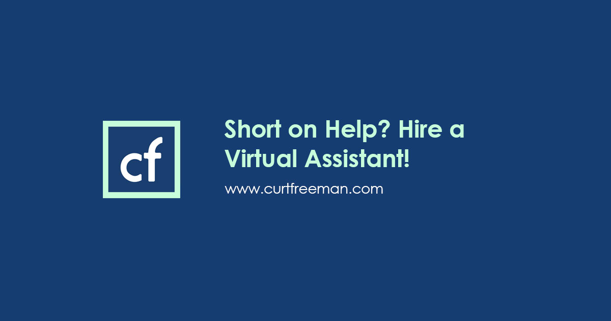 Short on Help? Hire a Professional Virtual Assistant!
