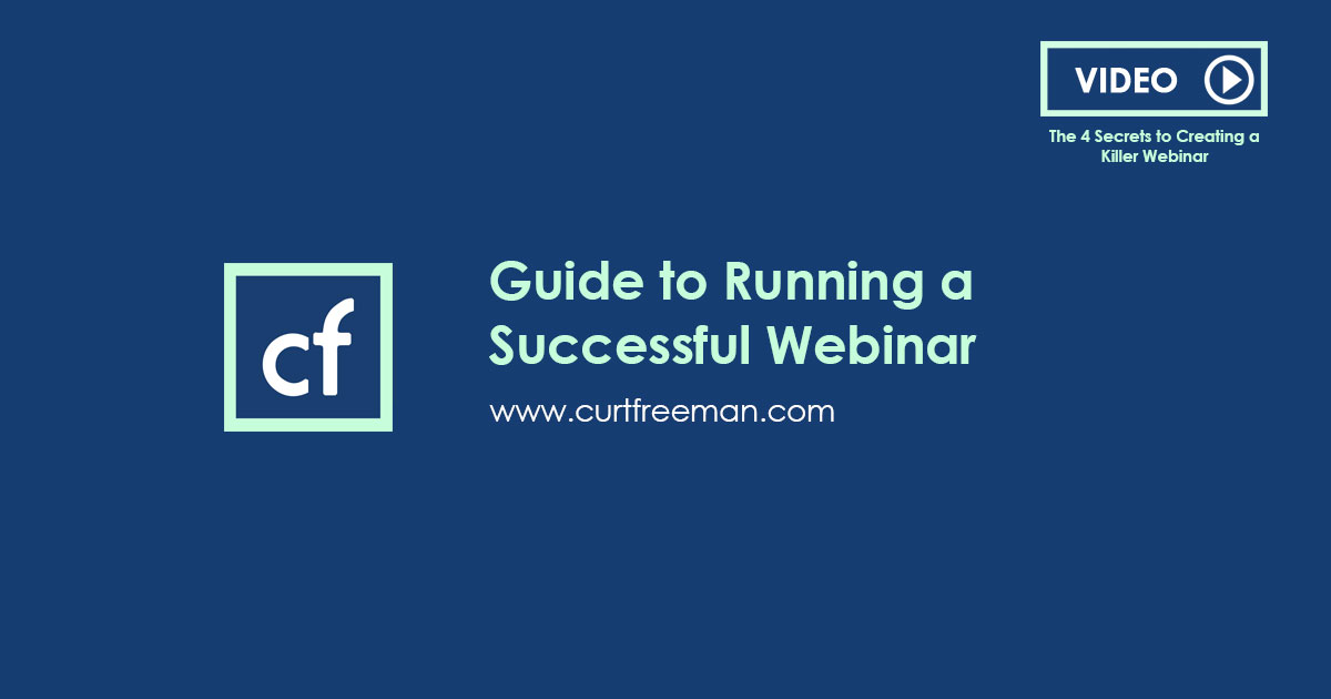 Guide to Running a Successful Webinar
